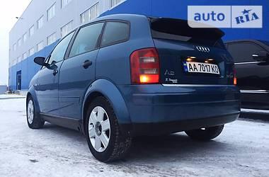 Audi A2 1.4 TDI  2001