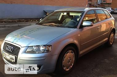 Audi A3 Sportback 2005
