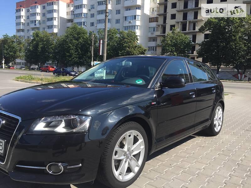 Audi A3 2012 року