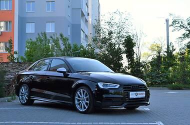 Audi A3 Sline Black 2015