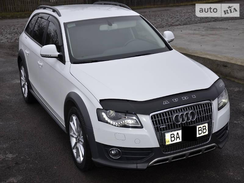 Audi A4 allroad 2010 року