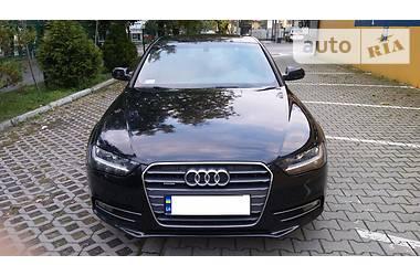 Audi A4 Allroad  2014