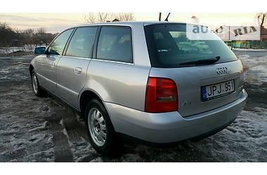 Audi A4 в5 2001