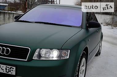 Audi A4 1,6 2001