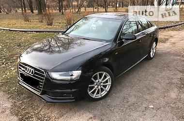 Audi A4 S-line 2015
