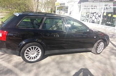 Audi A4 2.5 TDI 2002