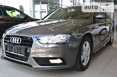 Audi A4 4WD-TURBO-Quattro 2014