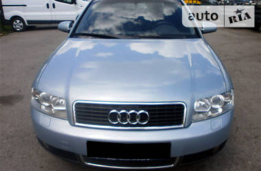 Audi A4 1.8 МТ 2003