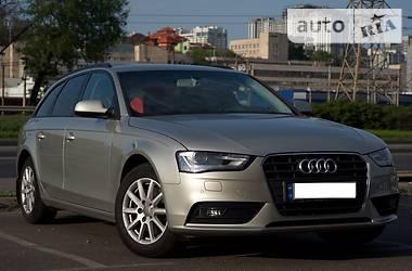 Audi A4 1.8 TFSI Avant 2012