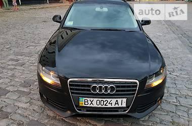 Audi A4 b8 2008