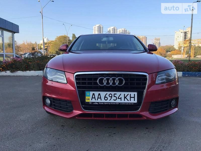 Audi A4 2008 року