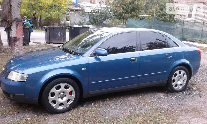 Audi A4 2002 року