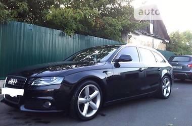 Audi A4 s line 2009