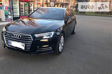 Audi A4 Limousine  2017