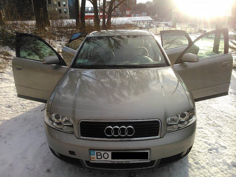 Audi A4 2003 года