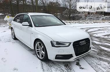 Audi A4 S-Line/ Quattro 2013