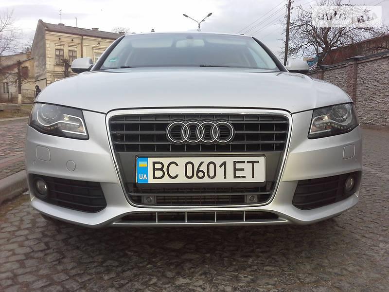 Audi A4 2010 года