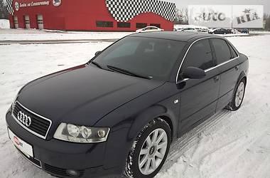 Audi A4 quattro 2002