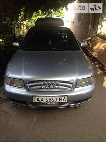 Audi A4 1998 года