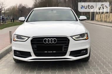 Audi A4 S Line quattro 2TFSI 2013