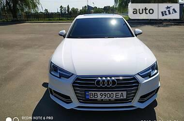 Audi A4 S line Ultra Premium 2017