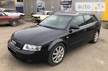 Audi A4 S  Line 2002