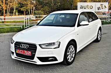 Audi A4 quattro S Line 2014