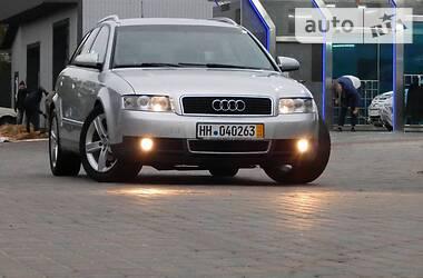 Audi A4 GERMANY IDEAL 2002
