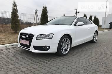 Audi A5 Qattro Coupe 2011