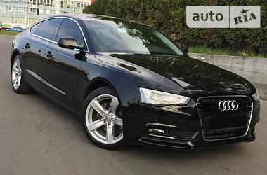 Audi A5 Official 2016