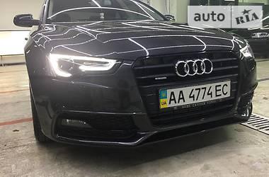 Audi A5 S-Line QUATTRO vipos 2015