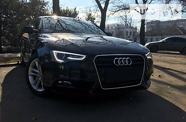Audi A5 Sportbak S-Line 2012