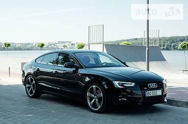 Audi A5 Quattro 2014