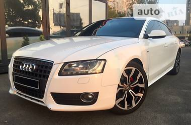 Audi A5 S-line TFSI 2010