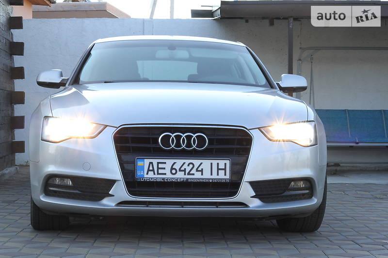 Audi A5 2012 года