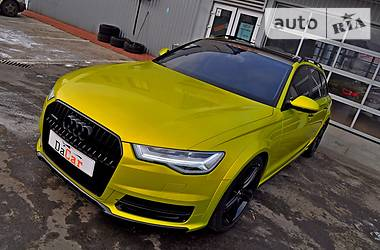 Audi A6 Allroad Full Edition 2016