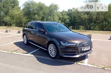 Audi A6 Allroad  2016