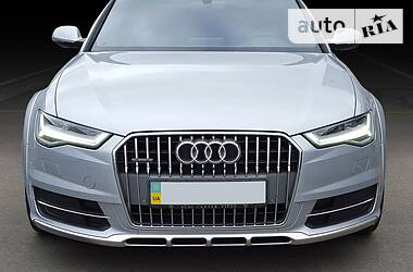 Audi A6 Allroad LED Official 2015
