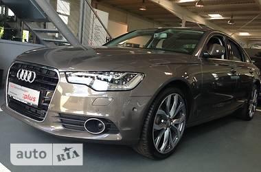 Audi A6 3.0 TDI LED 2014