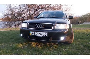 Audi A6 1.8T 2002