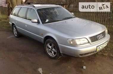 Audi A6 103 kw 1996