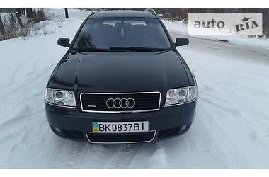 Audi A6 2.5TDI 132kw guattro 2003
