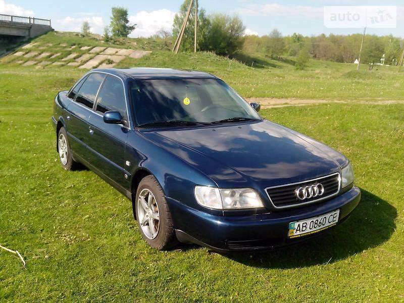 Audi A6 1995 года