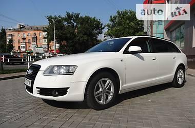 Audi A6 2.0 TDI AVANT 2007