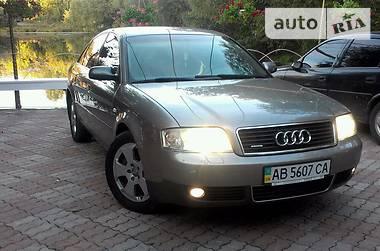 Audi A6 3.0 BBJ Quattro 2002