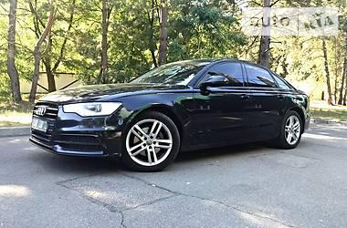 Audi A6 FSI quattro 2014