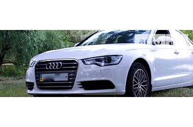 Audi A6 2.0 Multitronik 2012