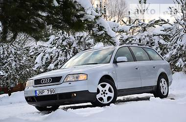 Audi A6 QWATTRO TDI 2000