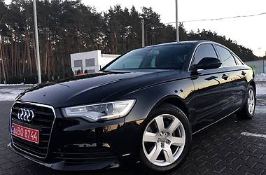 Audi A6 TDI EXCLUSIVE VIPOS 2013