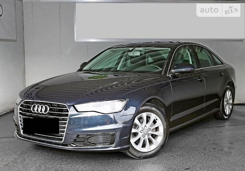 Audi A6 2015 года